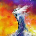 Morning Flight (Dance of the Sea) by Flynnthecat