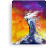 Morning Flight (Dance of the Sea) Canvas Print