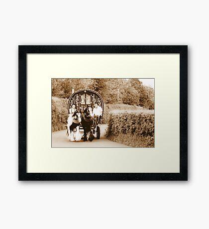 Vardo Framed Print