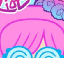 Shojo Riot Sticker
