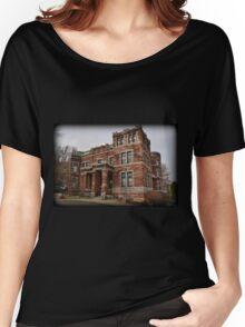 Lambert Castle Spring Women's Relaxed Fit T-Shirt