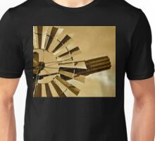 Windmill in Sepia special Edit for the lovely BEV xx Unisex T-Shirt