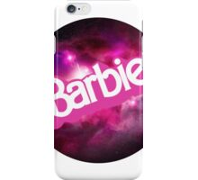 Galaxy Barbie iPhone Case/Skin