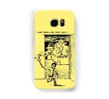 What Makes a Man Start Fires? - Minutemen Samsung Galaxy Case/Skin
