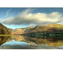 A Lakeland Winter's Day Photographic Print