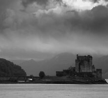 Eilean Donan Castle by Vic Sharp