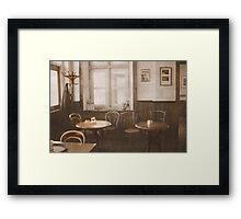 Brief Encounter Framed Print