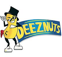Mr. Deez Nuts V.1 Photographic Print