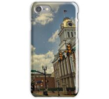 Downtown Indiana iPhone Case/Skin
