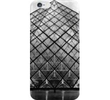The Glass Pyramid iPhone Case/Skin