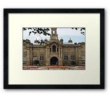 Cartright Hall ~ Lister Park ~ Framed Print