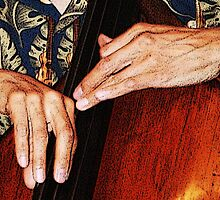 Long Fingers on the Strings by Lynn Bly