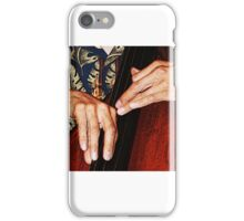 Long Fingers on the Strings iPhone Case/Skin
