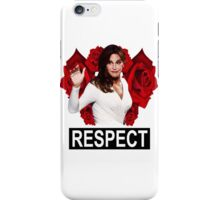 Caitlyn Jenner (Respect) iPhone Case/Skin