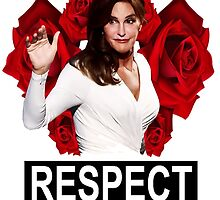 Caitlyn Jenner (Respect) by VannDesigns