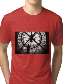Keeping Time Tri-blend T-Shirt