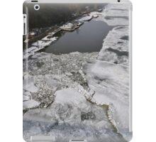 Evening Hudson Thaw iPad Case/Skin