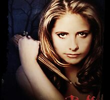 Buffy the Vampire Slayer by ConnorMcKee