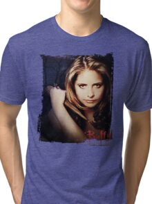 Buffy the Vampire Slayer Tri-blend T-Shirt