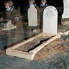 Graveyard Ghost by GailD
