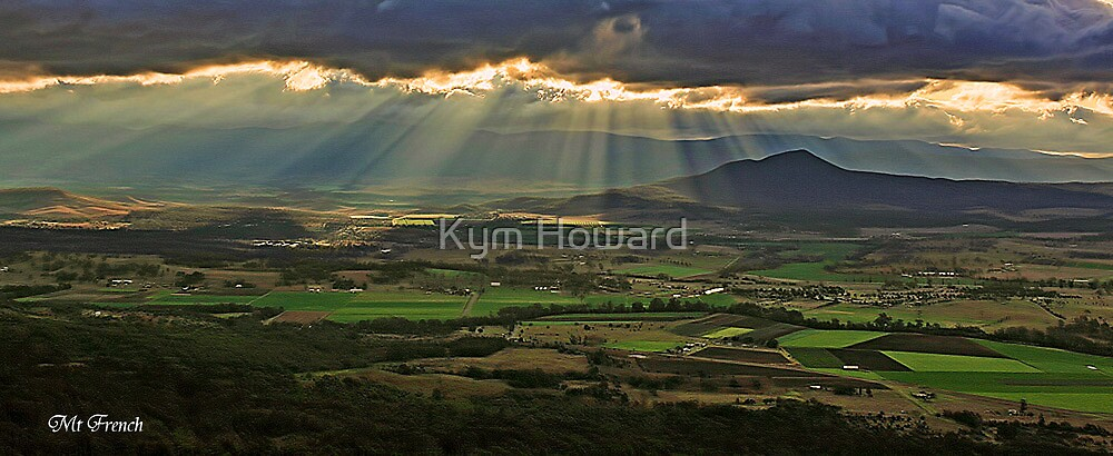 Mount French by Kym Howard
