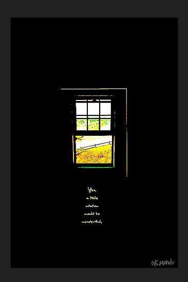 A Little Window by okmondo