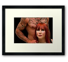 Tattoo Framed Print