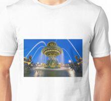 Fontaines De La Concorde Unisex T-Shirt