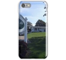 Watch Hill  Court, WH, RI 4 iPhone Case/Skin