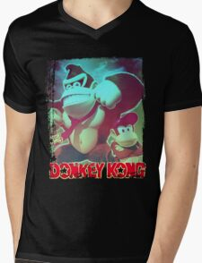 DKC Mens V-Neck T-Shirt