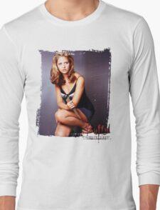 Buffy the Vampire Slayer Long Sleeve T-Shirt