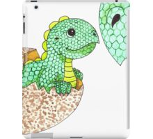 Daily Doodle 7 - Dino Love iPad Case/Skin