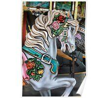 Antique Pony Poster