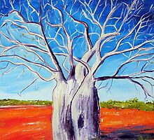 Boab Tree by gillsart