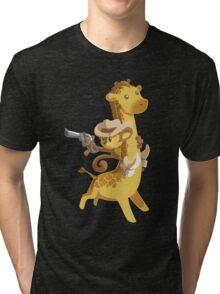 Savannah Cowboy Tri-blend T-Shirt