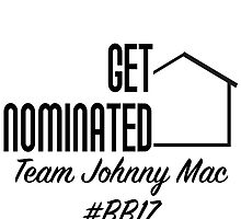 Team Johnny Mac by colorfulmoniker