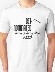 Team Johnny Mac T-Shirt