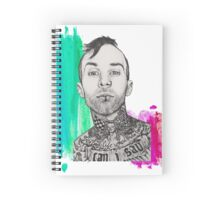 Travis Spiral Notebook