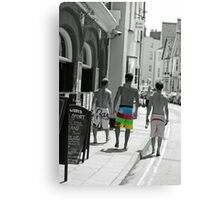 crusin the streets  Canvas Print