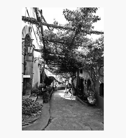 Positano Alley Photographic Print