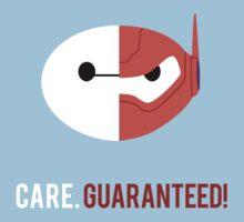 Baymax: Care. Guaranteed! Kids Clothes