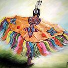 DANCING by Pamela Plante