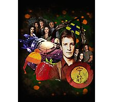 Firefly/Serenity Collage Photographic Print