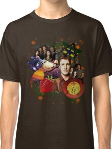 Firefly/Serenity Collage Classic T-Shirt