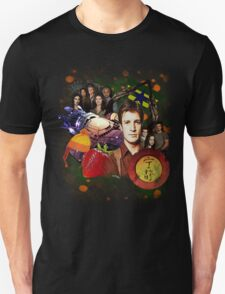 Firefly/Serenity Collage Unisex T-Shirt