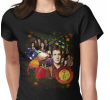 Firefly/Serenity Collage Womens Fitted T-Shirt