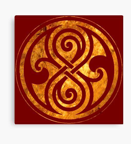 The Seal of Rasillion Canvas Print