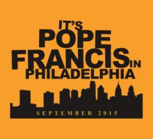 It's Always Pope in Philadelphia by zenjamin