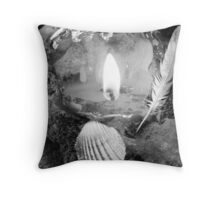 Earth, Air, Fire and Water 2. Throw Pillow