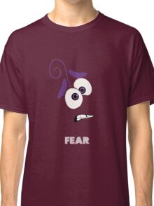 inside Out of Fear Classic T-Shirt